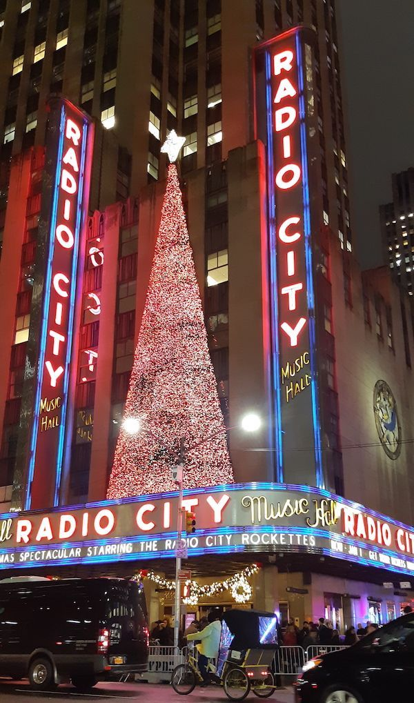 Radio City Music Hall - Foto Mundukos